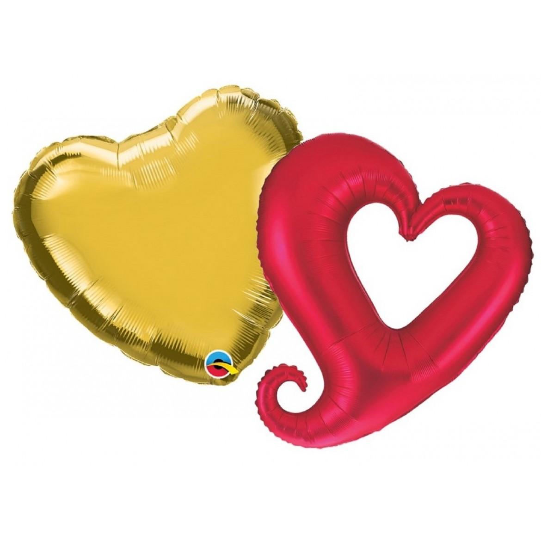 Coeurs - XXL