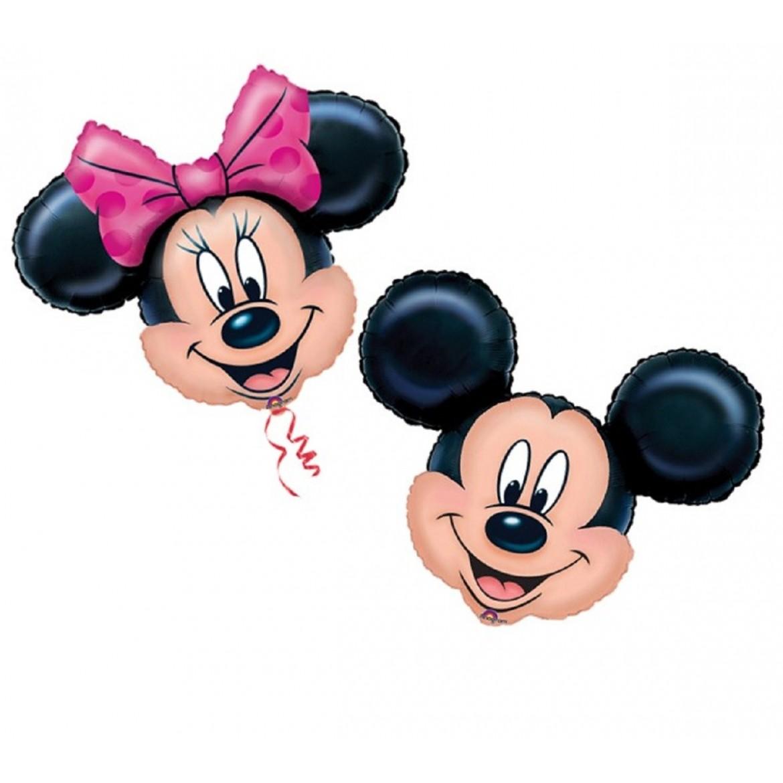 Ballon Mickey et Minnie XXL