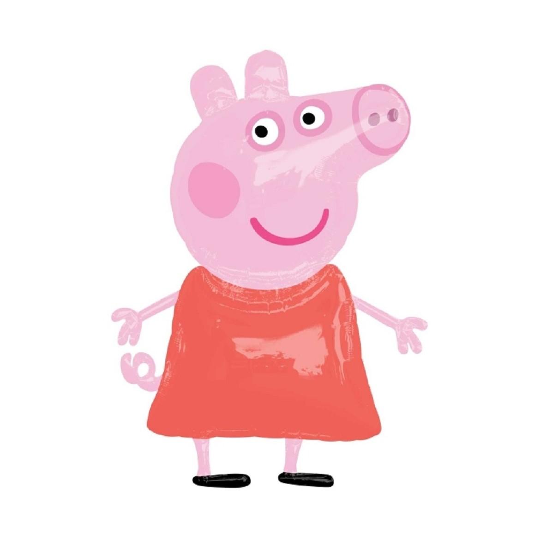 Ballon Peppa Pig George