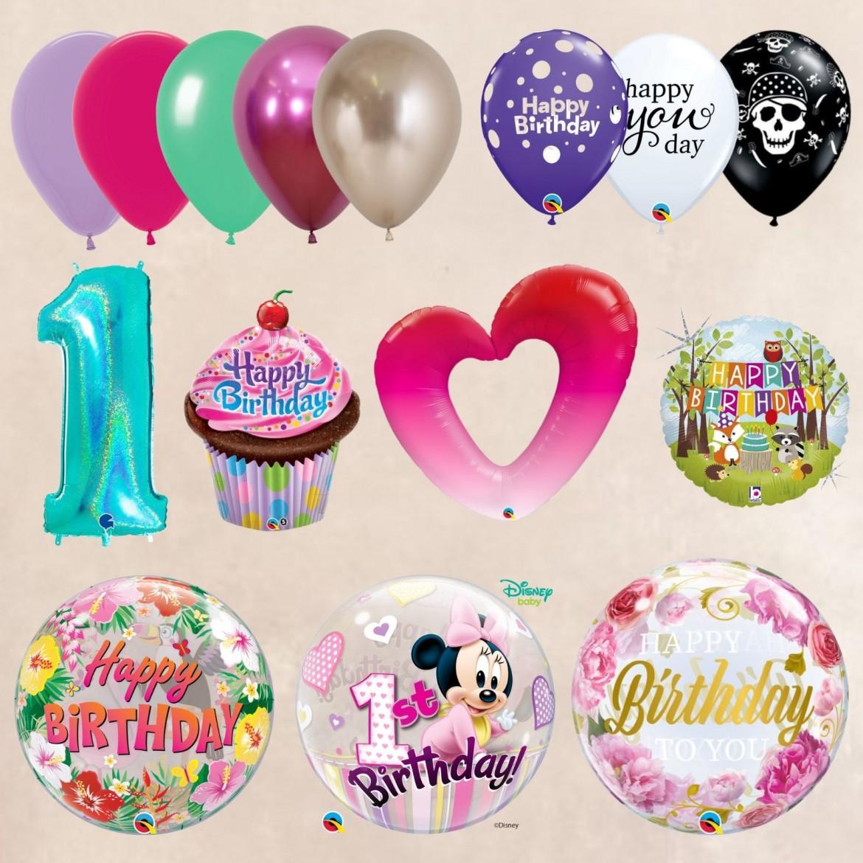 Plus de 1'000 références de Ballons en Magasin Boutique