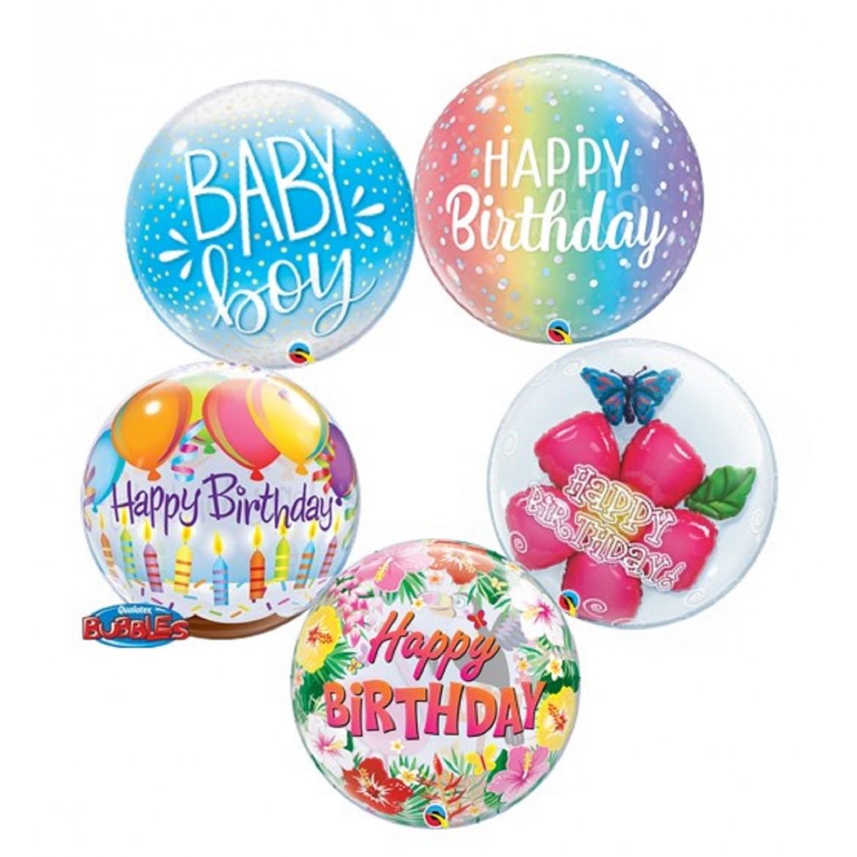 Ballons Bulles Bubbles